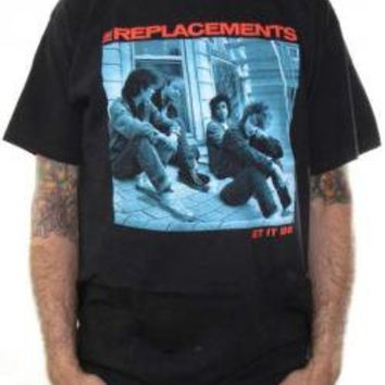ROCKWORLDEAST - The Replacements, T-Shirt, Let It Be