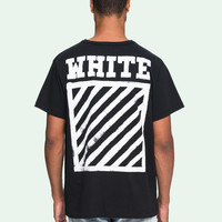 OFF WHITE - SHORT SLEEVE T SHIRT