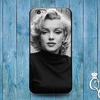iPhone 4 4s 5 5s 5c 6 6s plus + iPod Touch 4th 5th 6th Generation Cute Classic Woman Classy Women Model Girl 50s 60s Cool Phone Cover Case +