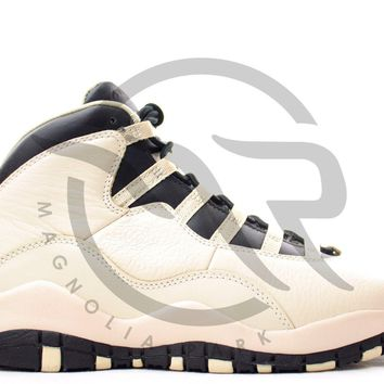 AIR JORDAN RETRO 10 PREM GG (GS) - HEIRESS