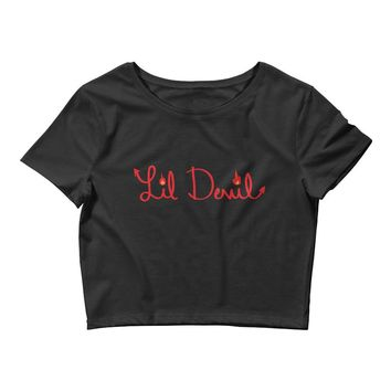 Li'l Devil Crop Top