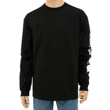 Carhartt® Men's Long Sleeve Graphic Logo T-Shirt