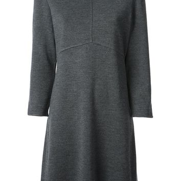 Tory Burch button detail knit dress
