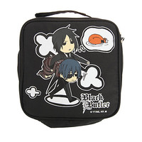Black Butler Hungry Thoughts Lunch Box