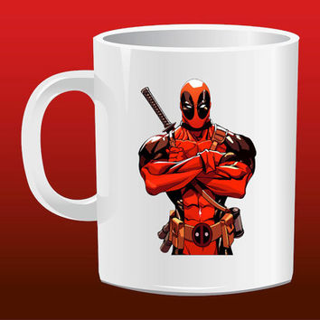 Deadpool for Mug Design