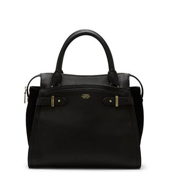 Vince Camuto Robyn Leather Satchel
