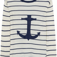 Banjo & Matilda | Anchor Crew striped cashmere sweater | NET-A-PORTER.COM