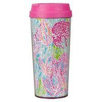 Lilly Pulitzer Thermal Mug - Let's Cha Cha
