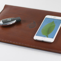 FireCult, Premium Leather Sleeves for MacBook and iPad