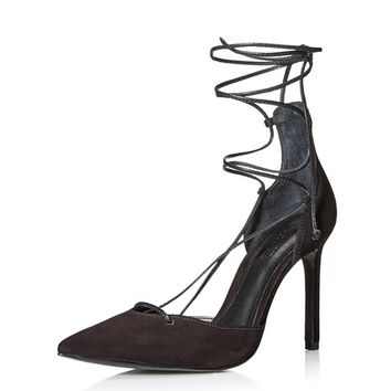 Schutz Women's Karen Lace-Up Pump at MYHABIT