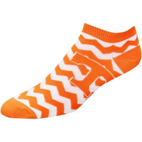 Tennessee Volunteers Women's Chevron Stripes Ankle Socks – Tennessee Orange
