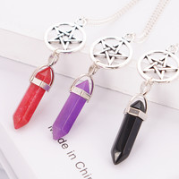 New Arrival Gift Jewelry Stylish Shiny Accessory Necklace [11716962959]