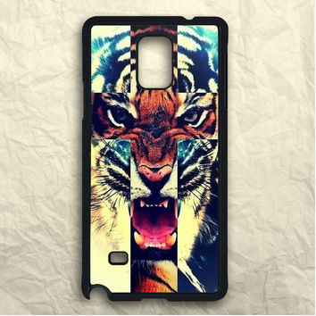 Tiger Hipster Samsung Galaxy Note 3 Case