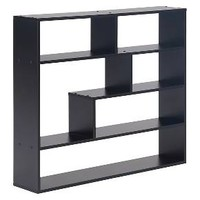 Danya B™ Large Rectangular Shelf Unit Black