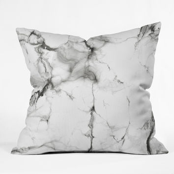 Chelsea Victoria Marble Throw Pillow