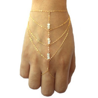 Gift Shiny Hot Sale New Arrival Awesome Great Deal Stylish Simple Design Summer Crystal Bracelet [6586318855]