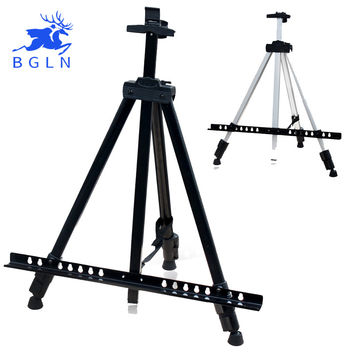 Bgln Sketch Easel Foldable Easel Display Aluminum Alloy Easel Sketch Drawing Frame For Artist Art Tools 0301