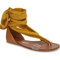 Free People Barcelona Wrap Sandal (Women) | Nordstrom