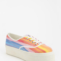 Wanted Rainbow Platform-Sneaker