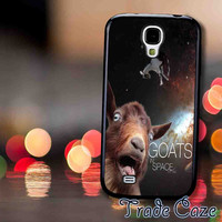 Goats in Galaxy Nebula Space,Accessories,Case,Cell Phone, iPhone 4/4S, iPhone 5/5S/5C,Samsung Galaxy S3,Samsung Galaxy S4,Rubber,26/11/21/Rk