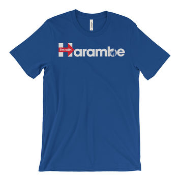 I'm With Harambe 2016 Shirt