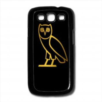 OVOXO Hoodie, Owl for samsung galaxy s3 case