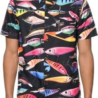 Neff Lure Button Up Shirt