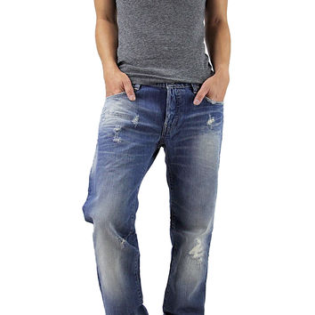 G-Star Raw 3301 Low Tapered Scatter Denim