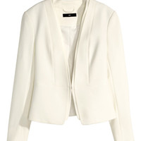 H&M Fitted Jacket $34.95