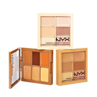NYX Correct and Contour Color Camoufler Palette Concealer Makeup Beauty Cosmetics