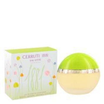 1881 Summer Eau D'ete Toilette Spray By Nino Cerruti