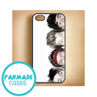 5sos eyes (5 seconds of summer) iPhone 4/4s 5/5s/5c & iPod 4/5 Rubber Case