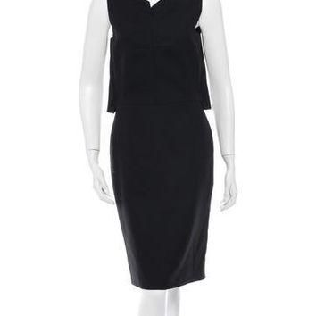 balenciaga dress 44