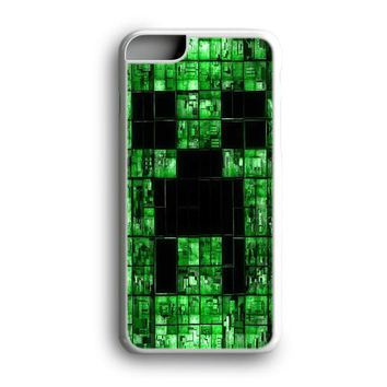 Black Friday Offer Green Creeper Minecraft iPhone Case & Samsung Case