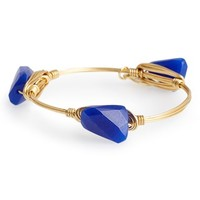 Women's Bourbon and Boweties 'XS' Stone Bracelet