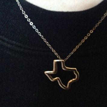 Freeform Texas Pendant | James Avery