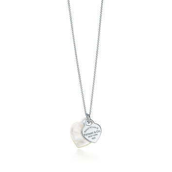 Tiffany & Co. - Return to Tiffany™ Double heart pendant