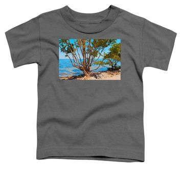 Blue Biscayne - Toddler T-Shirt
