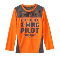 Star Wars a Collection for Kohl's X-Wing Fighter Tee - Toddler Boy, Size: