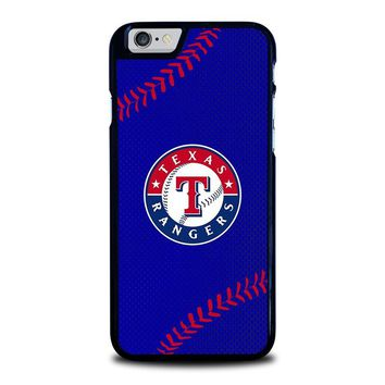 TEXAS RANGERS iPhone 6 / 6S Case Cover