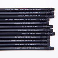 The New Black Pencils - See Jane Work