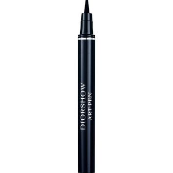 Christian Dior Diorshow Art Pen Eyeliner for Women, No. 095 Noir Podium, 0.037 Ounce