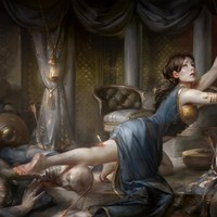 Unfinished Melody by Cynthia Sheppard