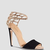 Gucci Sandal - Michelle Crystal Cage