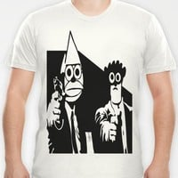 Regular Fiction T-shirt by D77 The DigArtisT | Society6