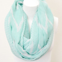 Wild For You Infinity Scarf