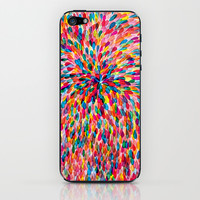 Colorful iPhone & iPod Skin by Aeropagita Prints