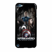 Captain America The Winter Soldier iPod Touch 5th Generation Case