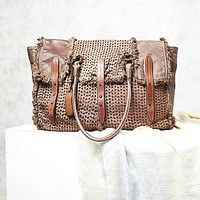 Free People Womens Le Marche Tote