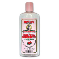 Thayers Alcohol-Free Rose Petal Witch Hazel Toner [7003] - $9.95 : Thayers Natural Remedies, Since 1847